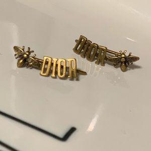 Dior Bee Earring Jacket/Cuff